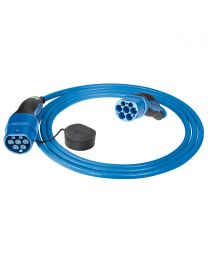 EV Charging Cable Type 2 20A 3 Phase (Mode 3) 7.5m