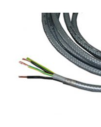 6mm SY Flexible Armoured 3 Core Cable