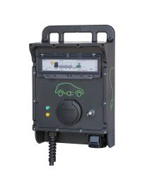 Single 11kw Portable EV Fast Charger Type 2